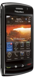 Verizon BlackBerry Storm2 Black