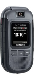 Verizon Samsung Convoy Black