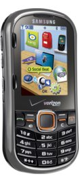 Verizon Intensity II Deep Gray