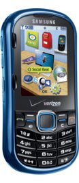 Verizon Intensity II Metallic Blue