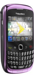 Sprint BlackBerry Curve Purple