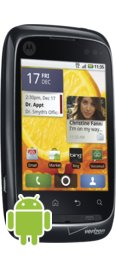 Verizon Motorola Citrus