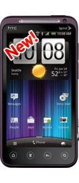 Sprint HTC EVO 3D 4G Plum