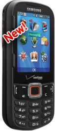 Verizon Samsung Intensity III
