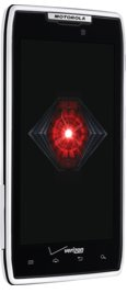 Verizon Droid Razr White 4G LTE