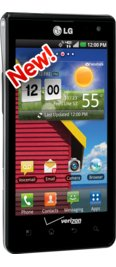 Verizon Lucid by LG - 4G LTE