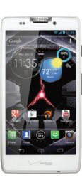 Verizon DROID RAZR HD White