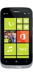 Verizon Nokia Lumia 822 Grey