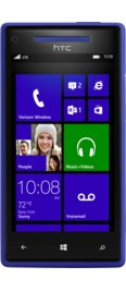 Verizon Windows Phone 8X Blue