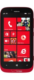 Verizon Nokia Lumia 822 R 4G L