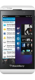 Verizon BlackBerry Z10 White 4G