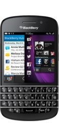 Sprint BlackBerry Q10