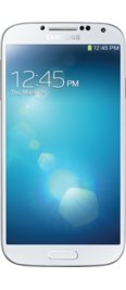 Verizon Galaxy S 4 White Frost