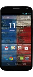 Verizon Moto X Black