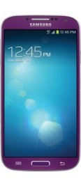 Sprint Galaxy S 4 Purple