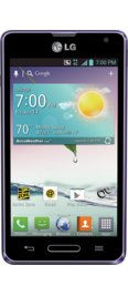 Sprint LG Optimus F3 - Purple