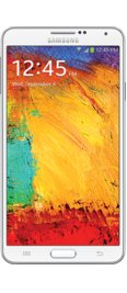 Verizon Galaxy Note 3 White