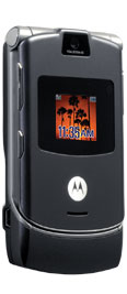 T-Mobile RAZR V3 Gray