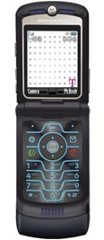 T-Mobile Razr V3t Black
