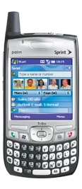 Sprint Palm Treo 700wx